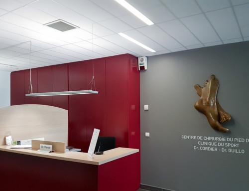 Centre de Chirurgie Orthopédique et Sportive à Mérignac.